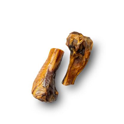 Half Ham Bone Serrano | Tasty, Long Lasting, Single Ingredient, All-Natural Dog Chews |