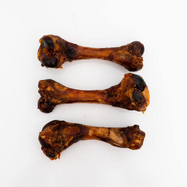 Pork Femur Bone 3Pk | Long Lasting | Single Ingredient Dog Chew